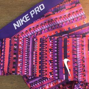 Nike Pro Dri-Fit Leggings Run Pants S